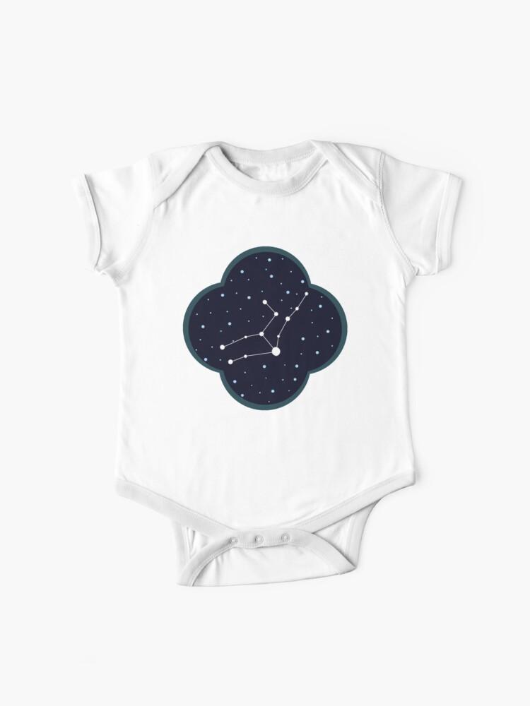 Baby Romper Virgo Zodiac Astrology 100/% Cotton Long Sleeve Infant Bodysuit