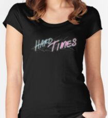 TIMES Women's Fitted Scoop T-Shirt
