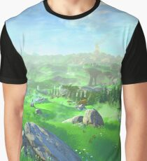 Breath Of The Wild - Field Graphic T-Shirt