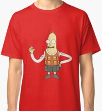 Stealy - Rick and Morty Design Classic T-Shirt