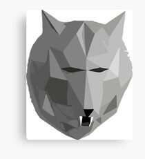 Ghost of the North Canvas Print