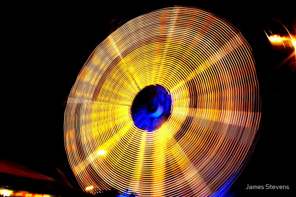 Fiery Ferris by James Stevens