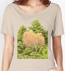 Willow Tree - Denver Botanic Gardens Women's Relaxed Fit T-Shirt