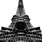Eiffel Tower by Taymaz Valley