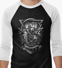 Winya No. 36 Men's Baseball ¾ T-Shirt