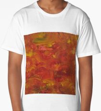 flowers Long T-Shirt