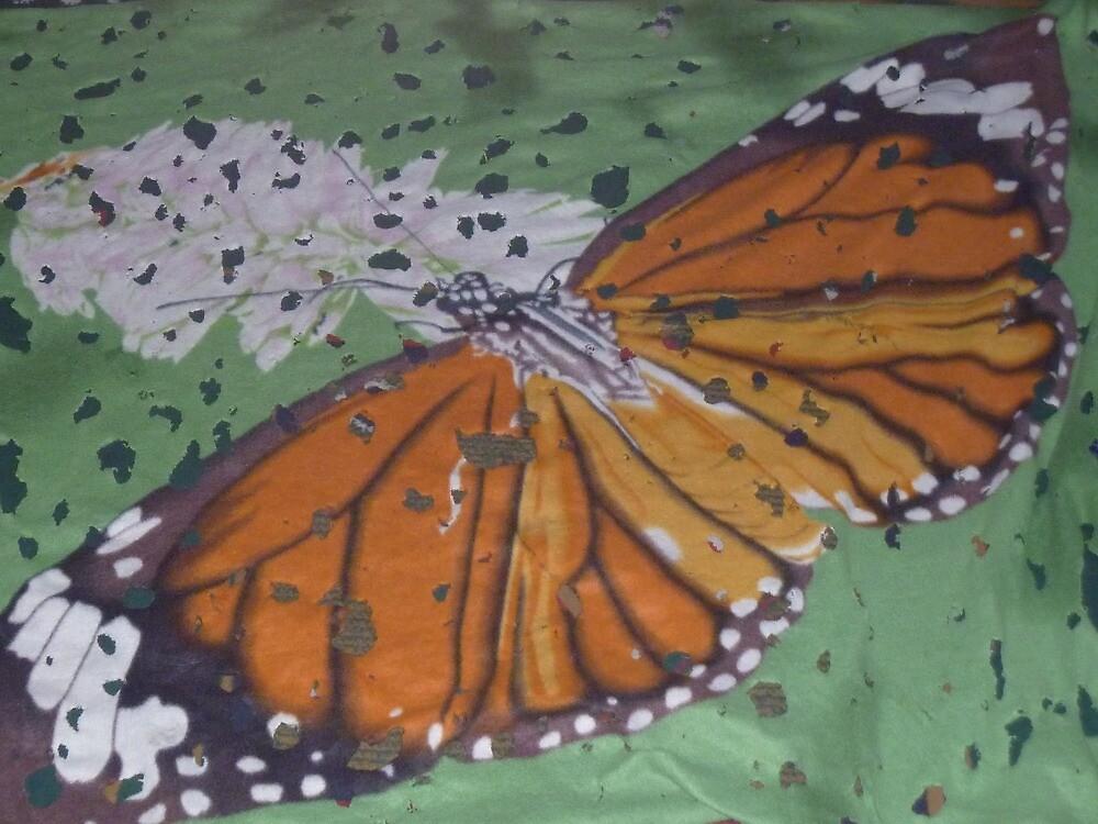 butterfly by fjsmurfy