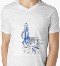 Kelsie Men's V-Neck T-Shirt