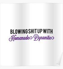 Homemade Dynamite 2 Poster