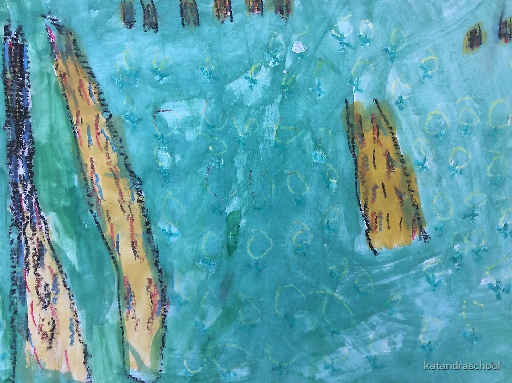 blue by katandraschool