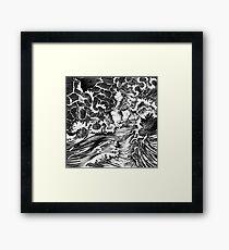 Dream Storm Framed Print