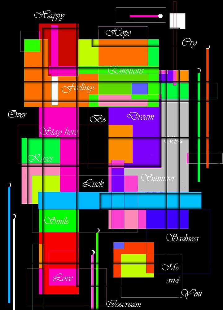 Windows to the soul by Via Violet
