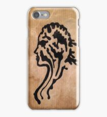 Girl Curls iPhone Case/Skin