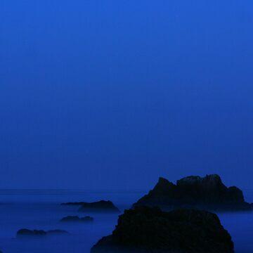 Morning Blue by vddesign