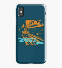 Stay in the Loop iPhone Case/Skin