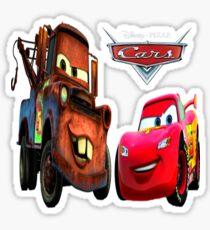 cars mcqueen Sticker