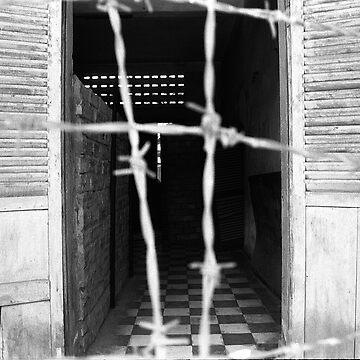 S-21 Prison Phnom Penh Cambodia by gordo13