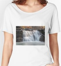 Flat Bed Falls #2 Women's Relaxed Fit T-Shirt