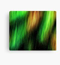 Green Hue Canvas Print