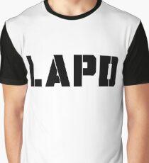 LAPD Graphic T-Shirt