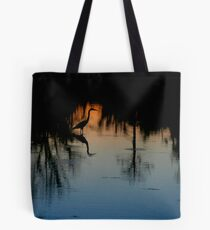Twilight Silhouette Tote Bag