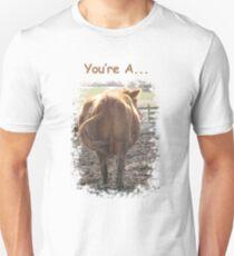 Cowzass Unisex T-Shirt
