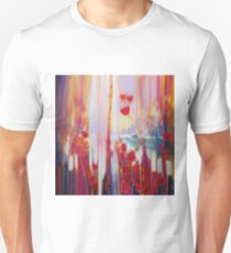 Distant Memory - a semi abstract landscape Unisex T-Shirt