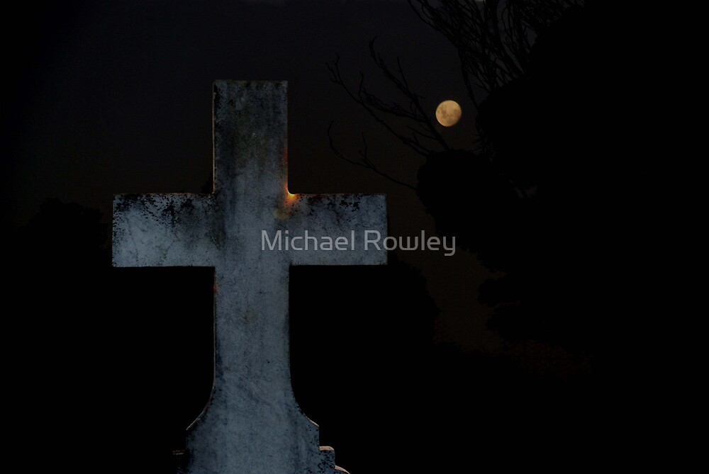 Resting Place by Michael Rowley