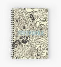 Riverdale Spiral Notebook