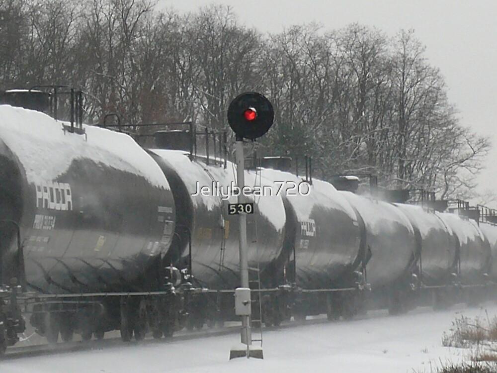 Train 2  by Jellybean720
