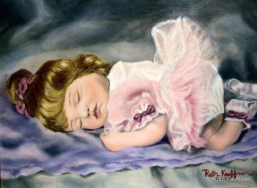 """Sleepy Ballerina"" by Ruth Kauffman"