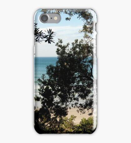 waratah bay iPhone Case/Skin