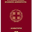Greek Passport - Clothing Design by Omar Dakhane