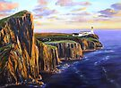 Neist Point - Isle of Skye by Mike Paget