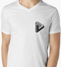 Der Brudercode T-Shirt mit V-Ausschnitt für Männer