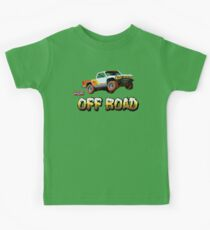 Super Off Road Kids Tee