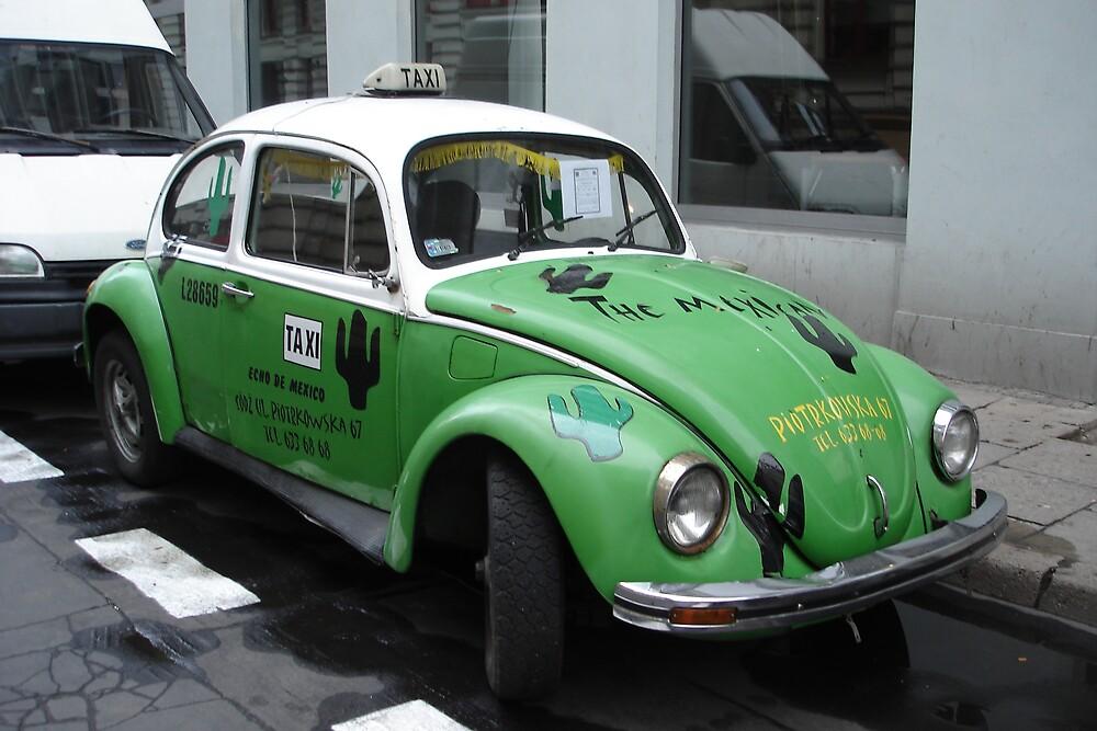 Taxi Anyone ? by smor245