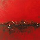 Shape of Red by Midori Furze