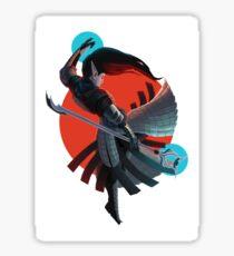 Queen Rava - Epic Fight Sticker