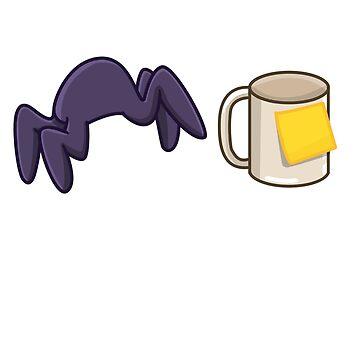 Mimic Mug by joshyautumn