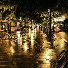 Paris at Night by Philip James Filia