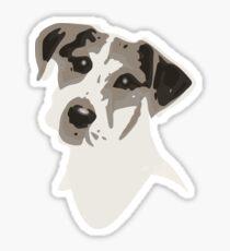 Dog vector Sticker