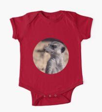 Cute Meerkat Kids Clothes