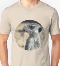 Cute Meerkat Unisex T-Shirt
