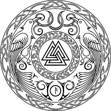 Norse knotwork by handcraftline