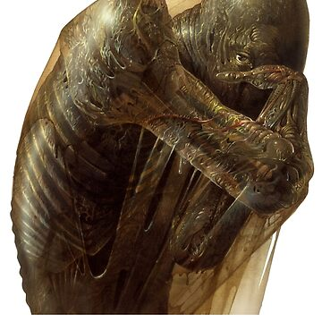 Humanoid Creature by SymbolGrafix