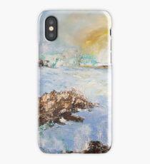 Summer gales iPhone Case/Skin