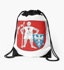 Bamberg coat of arms Drawstring Bag