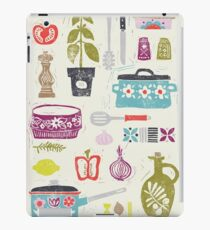 Hey, what's cooking? iPad Case/Skin