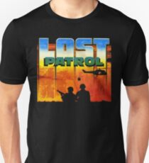 Lost Patrol Poster Unisex T-Shirt